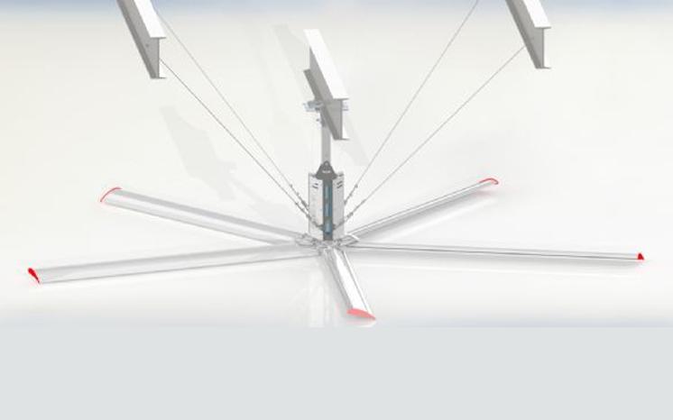 工业风扇 6.1米中型系列